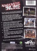 Aggressive Inline Xbox Back Cover