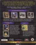 Forgotten Realms: The Archives - Collection Two DOS Back Cover