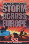 Storm Across Europe DOS Front Cover