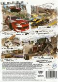 Burnout 3: Takedown PlayStation 2 Back Cover