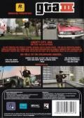 Grand Theft Auto III Windows Back Cover