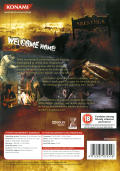 Silent Hill: Homecoming Windows Back Cover