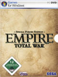 Empire: Total War (Special Forces Edition) Windows Front Cover