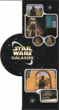 Star Wars: Galaxies - An Empire Divided Windows Inside Cover Left Flap