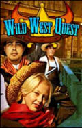 Wild West Quest Windows Front Cover