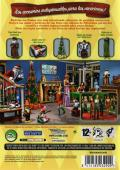 The Sims 2: Happy Holiday Stuff Windows Back Cover