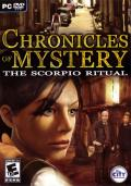 Chronicles of Mystery: The Scorpio Ritual Windows Other Keep Case - Front