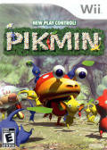 Pikmin Wii Front Cover Reverse Side