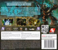 BioShock Windows Other Jewel Case - Back