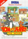 Tom and Jerry: The Movie SEGA Master System Front Cover