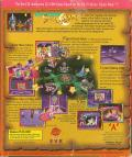 The 3D Adventures of Sailor Moon Windows Back Cover