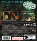 BioShock PlayStation 3 Back Cover