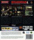Metal Gear Solid 4: Guns of the Patriots (Limited Edition) PlayStation 3 Other Keep Case 1 - Back