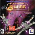 Star Wars: X-Wing (Collector's CD-ROM) Windows Front Cover