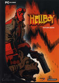 Hellboy: Dogs of the Night Windows Front Cover