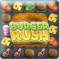 Burger Rush Windows Front Cover