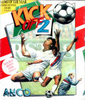 Kick Off 2 Atari ST Front Cover