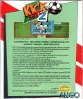 Kick Off 2 Atari ST Back Cover
