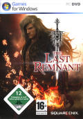 The Last Remnant Windows Front Cover