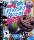 LittleBigPlanet PlayStation 3 Front Cover