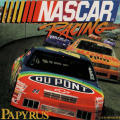 NASCAR Racing DOS Other Jewel Case - Front