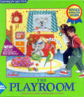 The Playroom DOS Front Cover