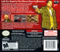 Grand Theft Auto: Chinatown Wars Nintendo DS Back Cover