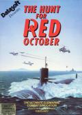 The Hunt for Red October DOS Front Cover