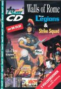 Walls of Rome, Star Legions & Strike Squad DOS Front Cover