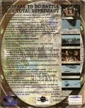 Air Power: Battle in the Skies DOS Back Cover