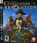 Sid Meier's Civilization: Revolution PlayStation 3 Front Cover