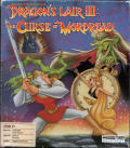 Dragon's Lair III: The Curse of Mordread Atari ST Front Cover