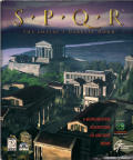 SPQR: The Empire's Darkest Hour Windows Front Cover