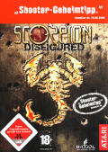 Scorpion: Disfigured Windows Front Cover