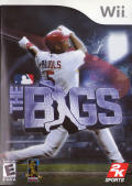 The BIGS Wii Front Cover