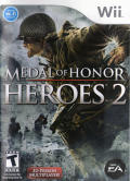 Medal of Honor: Heroes 2 Wii Front Cover