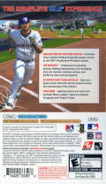 Major League Baseball 2K8 PSP Back Cover