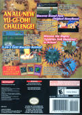 Yu-Gi-Oh! The Falsebound Kingdom GameCube Back Cover