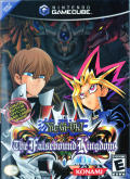 Yu-Gi-Oh! The Falsebound Kingdom GameCube Front Cover