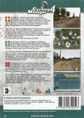 Cycling Manager 4 Windows Back Cover