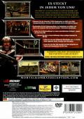 Mortal Kombat: Deception PlayStation 2 Back Cover