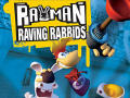 Rayman Raving Rabbids Macintosh Front Cover