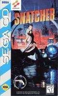 Snatcher SEGA CD Front Cover