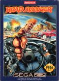 Road Avenger SEGA CD Front Cover