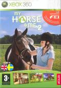 My Horse & Me 2 Xbox 360 Front Cover