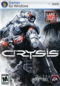Crysis Windows Front Cover