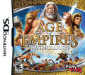 Age of Empires: Mythologies Nintendo DS Front Cover