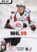 NHL 09 Windows Front Cover