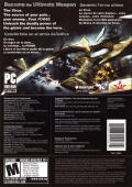 Dark Sector Windows Back Cover