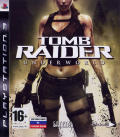Tomb Raider: Underworld PlayStation 3 Front Cover